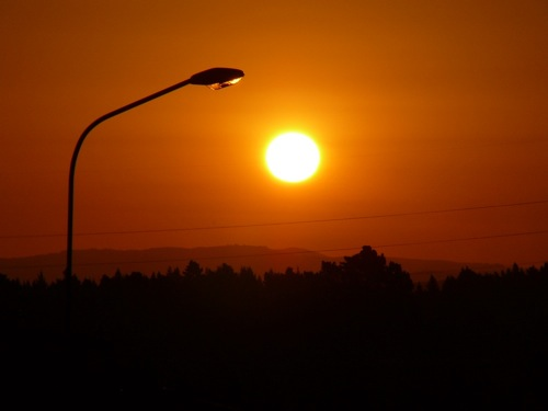 Red Sun in theWest