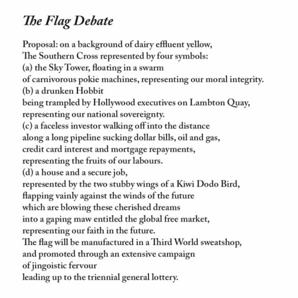 the flag debate