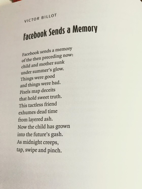 Landfall 236 poem